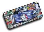 Koolart STICKERBOMB STYLE Design For Mk2 Ford Mondeo ST Hard Case Cover Fits Apple iPhone 5 & 5s
